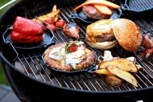 Grillen mit dem BURGERDEVIL® – Deine Vorteile auf einen Blick
